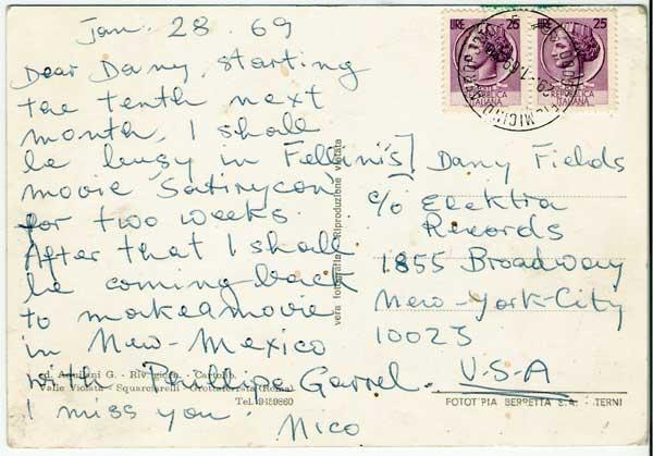 Ovchinnikov 1969 K Postcard Elk