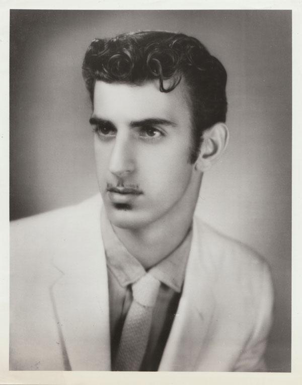 Frank Zappa – Vintage Ruben & The Jets Photograph